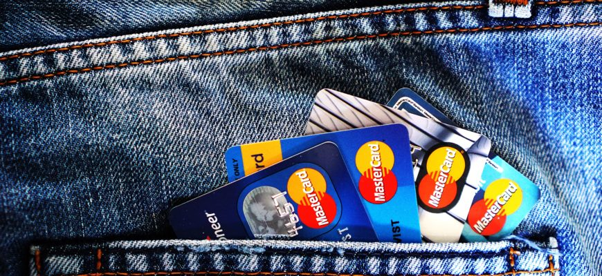 credit card for money